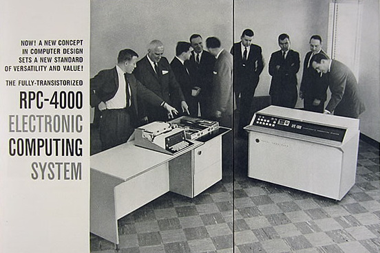 Advertisement for RPC-4000